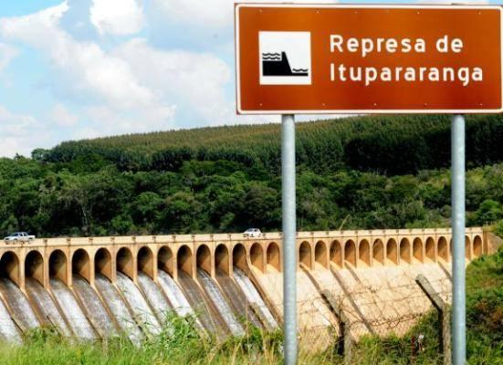 Represa de Itupararanga