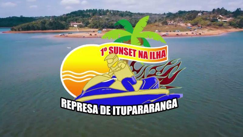 1° SUNSET NA ILHA